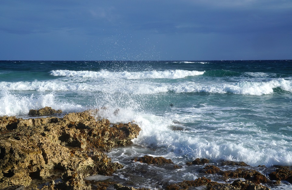 vattenrening i hav